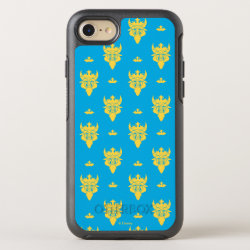 OtterBox Apple iPhone 7 Symmetry Case with Prince Ben Beast Royal Pattern design