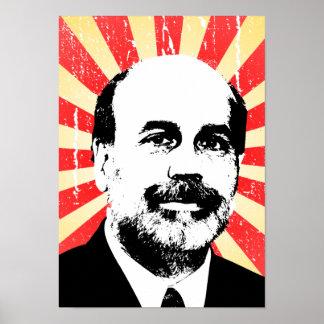 Ben Bernanke Posters