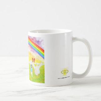 Ben, Bob and Bo and the Rainbow Coffee Mug