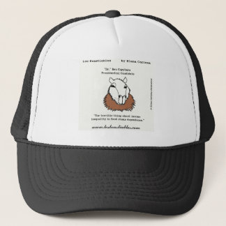 Ben Capybara on Income Inequality Trucker Hat