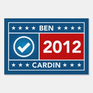Ben Cardin Yard Sign