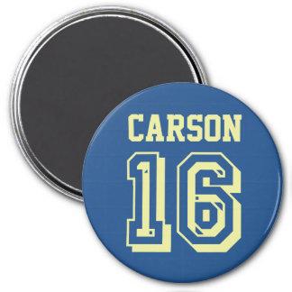 Ben Carson 16 Imán Redondo 7 Cm