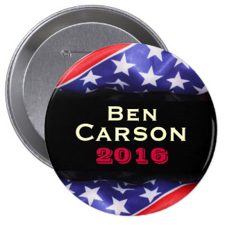 Ben Carson 2016 Campaign Button