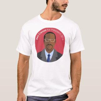 Ben Carson 2016 for president custom T-shirt