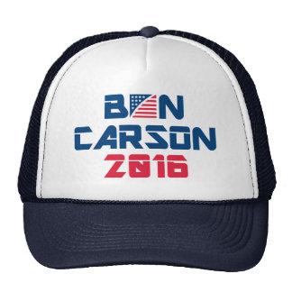 Ben Carson 2016 Gorra