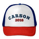 Ben Carson 2016 Gorros