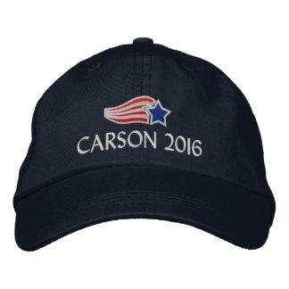 Ben Carson 2016 Political Conservative Baseball Cap
