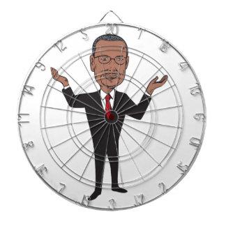 Ben Carson 2016 Republican Candidate Cartoon Dartboard