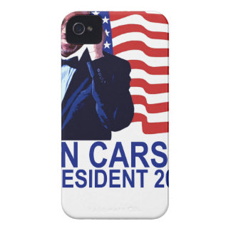 BEN CARSON FOR PRESIDENT 2016 CUTE Tee Shirts .png Case-Mate iPhone 4 Cases