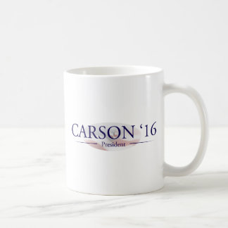 Ben Carson for President Gifts Coffee Mug