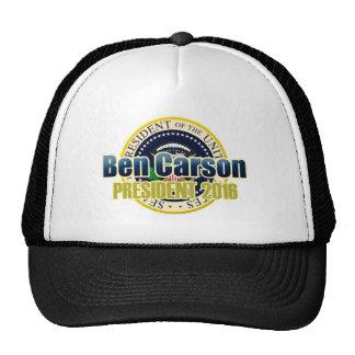 Ben Carson for President Trucker Hat
