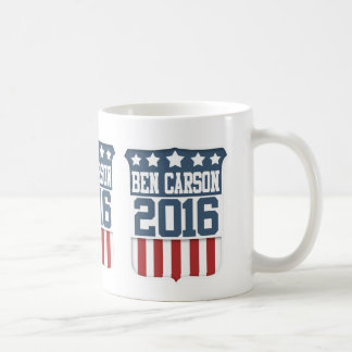 Ben Carson President 2016 Coffee Mug