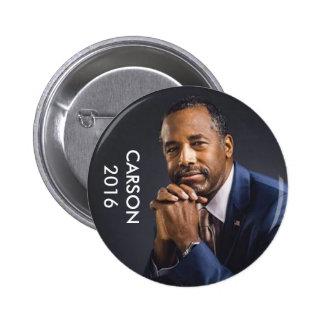 Ben Carson President 2016 Pinback Button