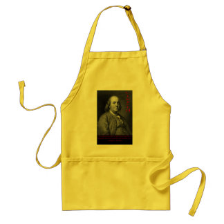 Ben Franklin Adult Apron
