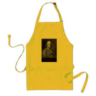 Ben Franklin Adult Apron