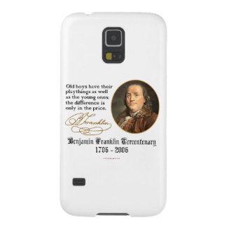 Ben Franklin - Boys' Toys Galaxy S5 Cases