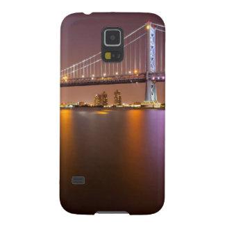 Ben Franklin Bridge Galaxy S5 Case