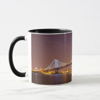 Ben Franklin Bridge Mug