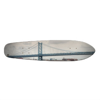 Ben Franklin Bridge Skate Board Decks