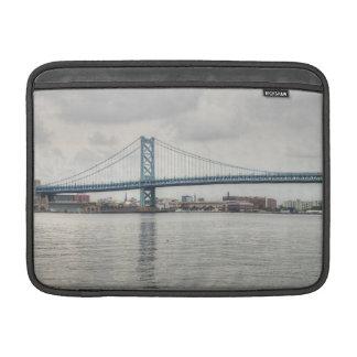Ben Franklin Bridge Sleeves For MacBook Air