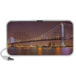 Ben Franklin Bridge iPod Speaker