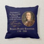 Ben Franklin - Certainty Pillows