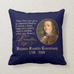 Ben Franklin - Liberty Pillows