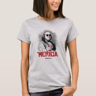 Ben Franklin 'Merican Party T-Shirt