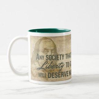 Ben Franklin Mug