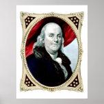 Ben Franklin Posters
