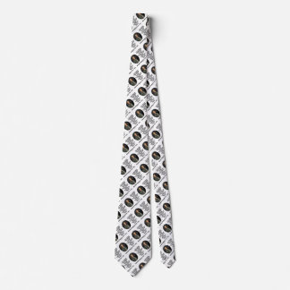 Ben Franklin Printers Not To Print Printed Quote Neck Tie