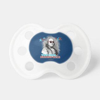 Ben Franklin - refresqúese también para la regla Chupetes De Bebe