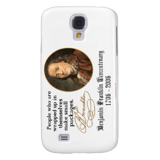 Ben Franklin - Small Packages HTC Vivid Cases