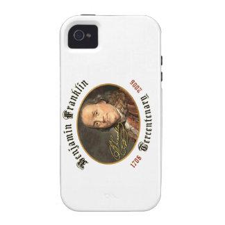 Ben Franklin Tercentenary Vibe iPhone 4 Covers