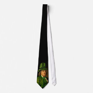 Ben Franklin, The Lucky One Tie