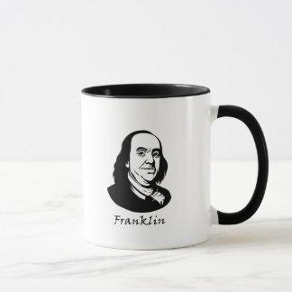 Ben Franklin - Vive La Revolution Mug