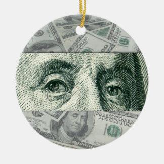 Ben Franklin's Eyes Ornament