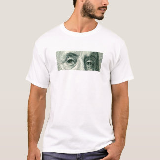 Ben Franklin's Eyes T-Shirt