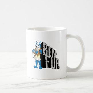 Ben-Fur Coffee Mug