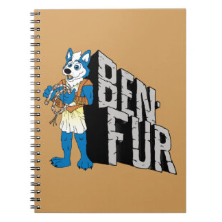 Ben-Fur Notebook