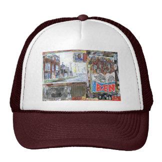 Ben Mesh Hats