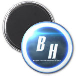 Ben Hughes Studios Magnet