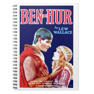 Ben-Hur (1925) Libro De Apuntes