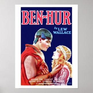 Ben-Hur (1925) Poster