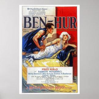 Ben-Hur 1925 Póster
