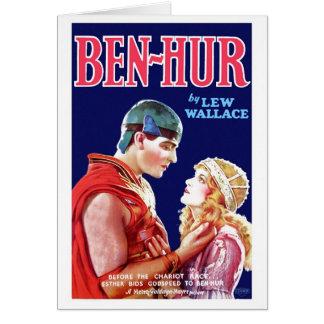 Ben-Hur (1925) Tarjeta De Felicitación