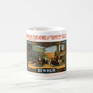 Ben Hur - Broadway Play Poster Coffee Mug