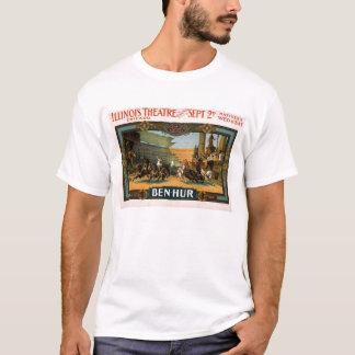 Ben Hur - poster del juego de Broadway Playera