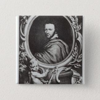 Ben Jonson  English playwright Button