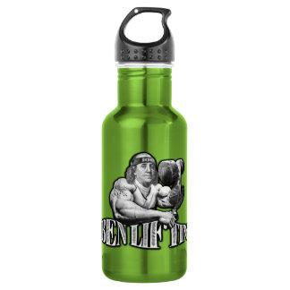 Ben Liftin Bodybuilding Ben Franklin Water Bottle